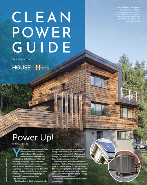 Clean Power Guide - Melissa Everett and Chronogram Conversations