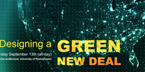 Designing the Green New Deal
