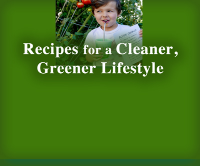 Recipes to be Greener