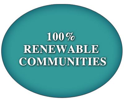 100% Renewable Communities