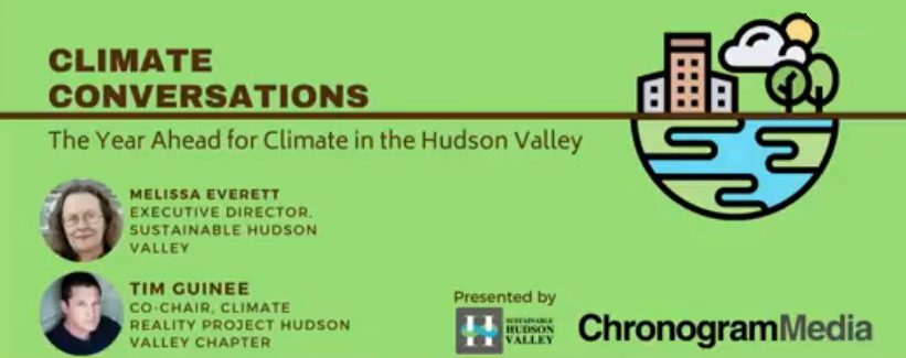 The Year Ahead for Climate in the Hudson Valley
